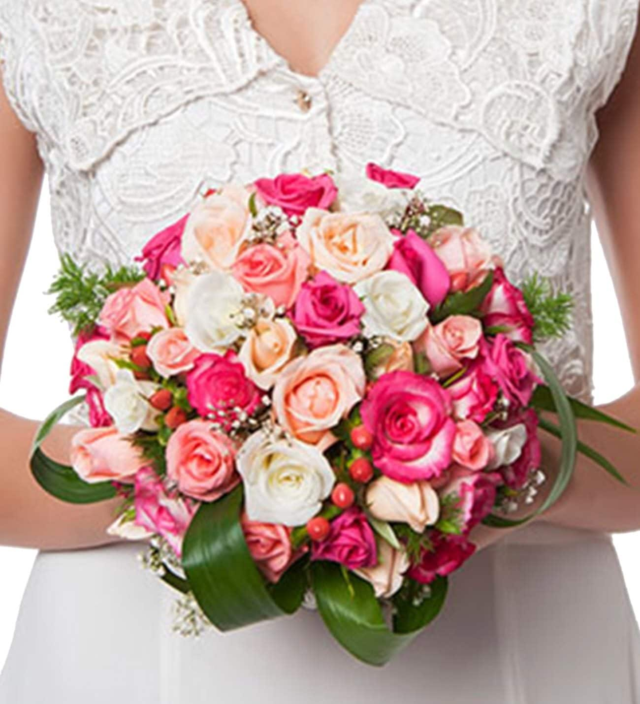The Bouquet Of Snow White Beauty Kc143551