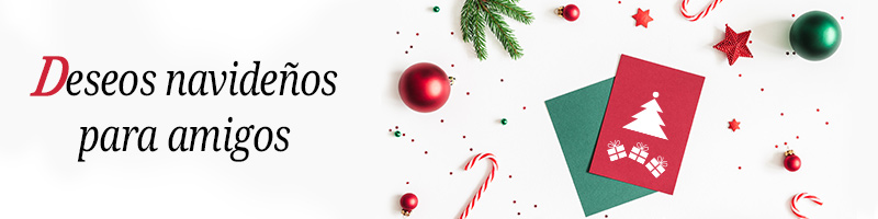 deseos navidenos para amigos