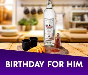 GOURMET FOR BIRTHDAY