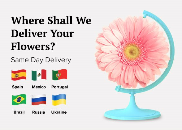 Lolaflora International Flower Delivery Service